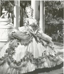 Norma Shearer como Maria Antonieta